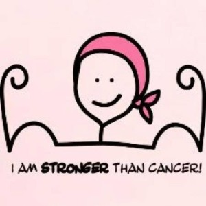 stronger than breast cancer